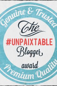 unpaixtable-blogger-award