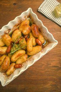 bakedsausagesandbabypotatoes1