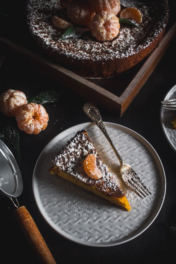 clementine almond cake 8