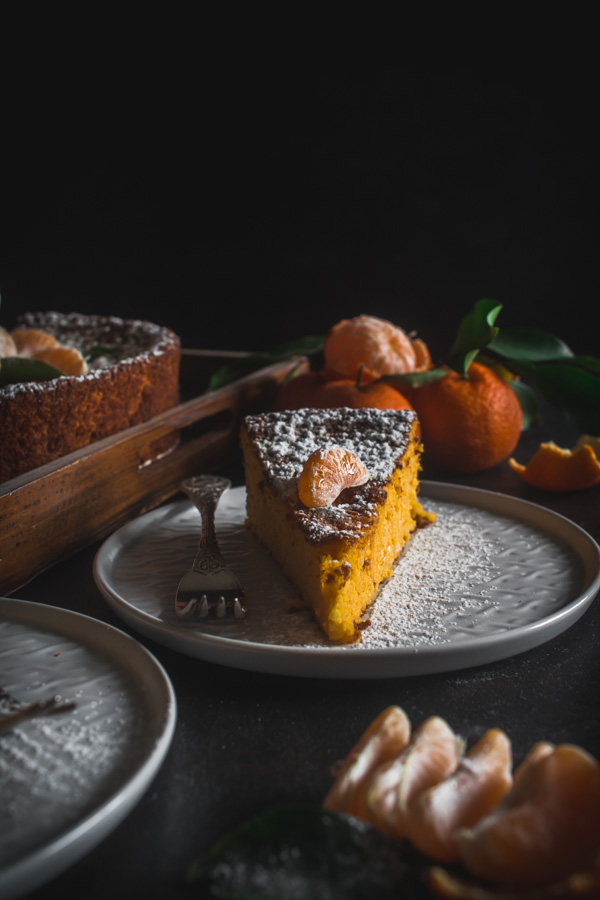clementine almond cake 9