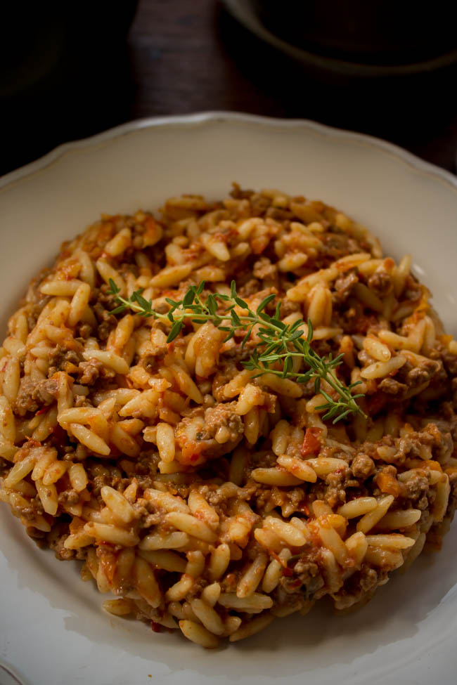 orzo-with-minced-beef-sauce-2