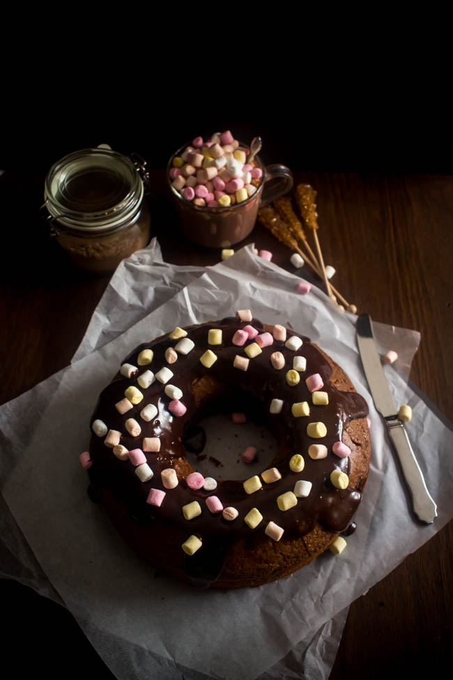 hot chocolate cake 1
