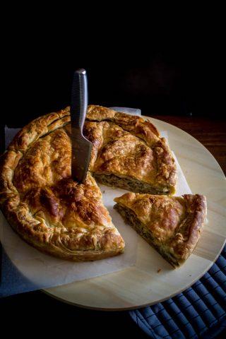 minced meat pie 1