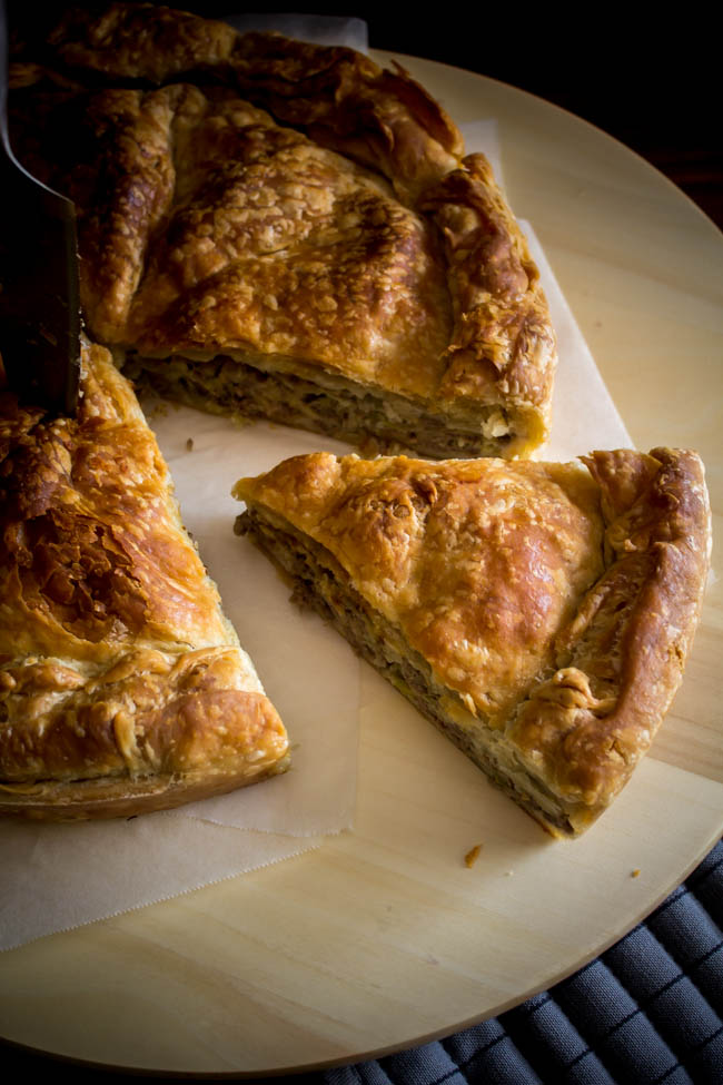 minced meat pie 4