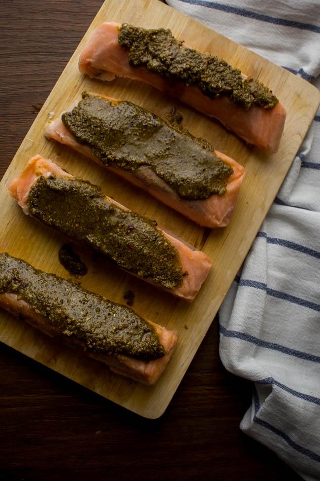 salmon potatoes fennel tray 10