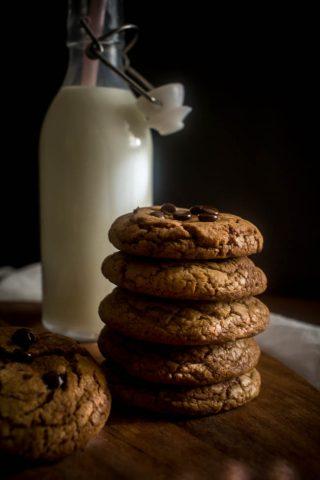 tahini-choc-chip cookies 13