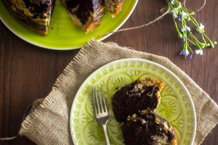 lenten marbled cake 1