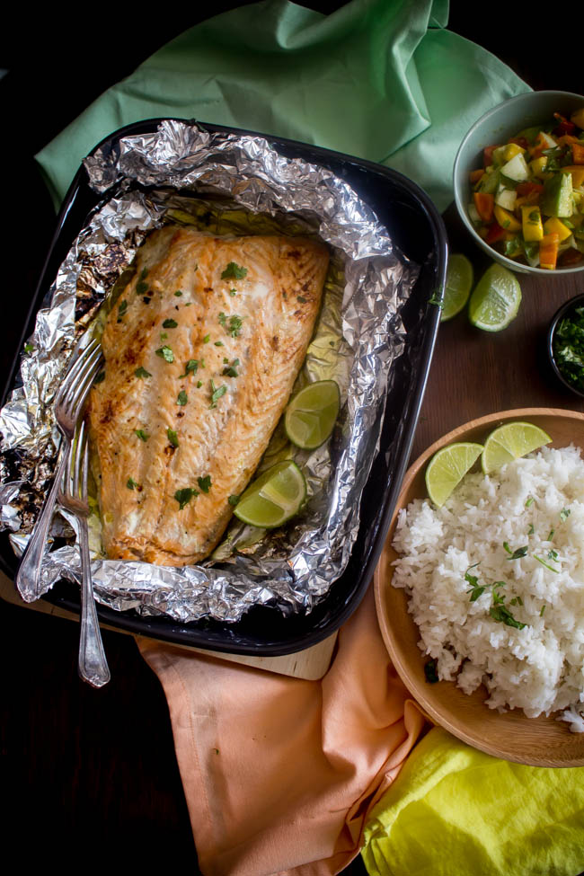honey-lime salmon 1