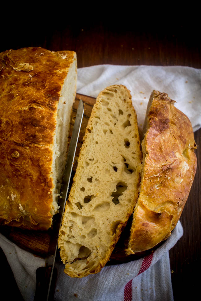 no-knead bread 6