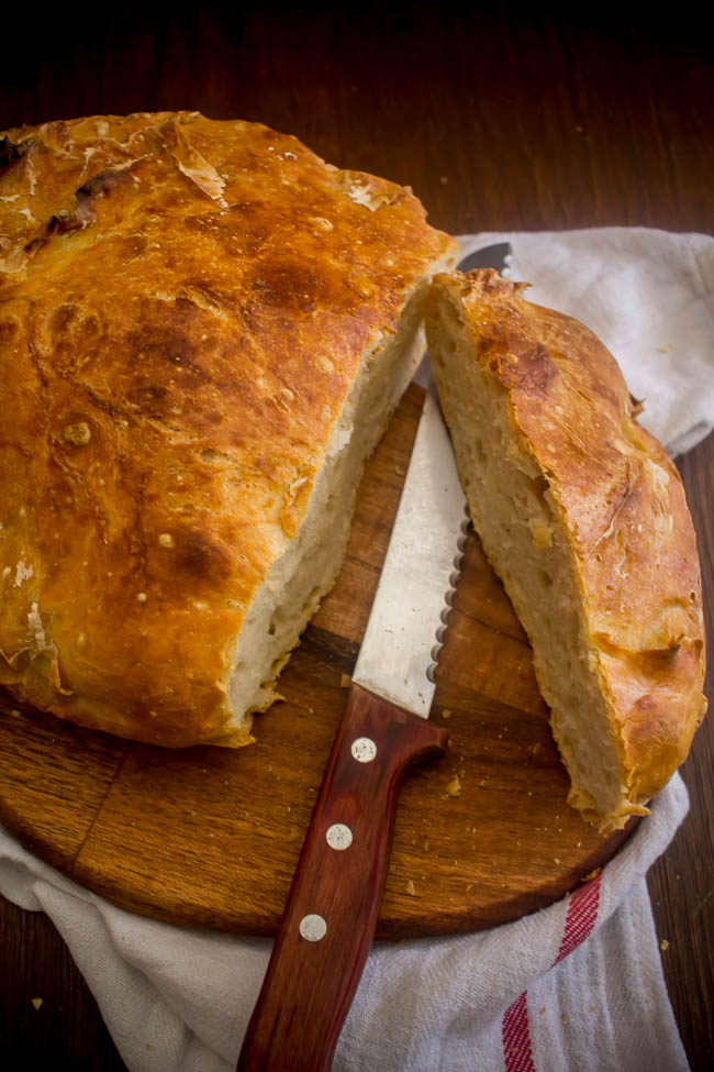 no-knead bread 7