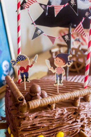 pirate party-cake 1-1