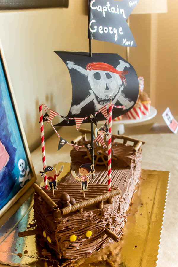 pirate party-cake 2-1