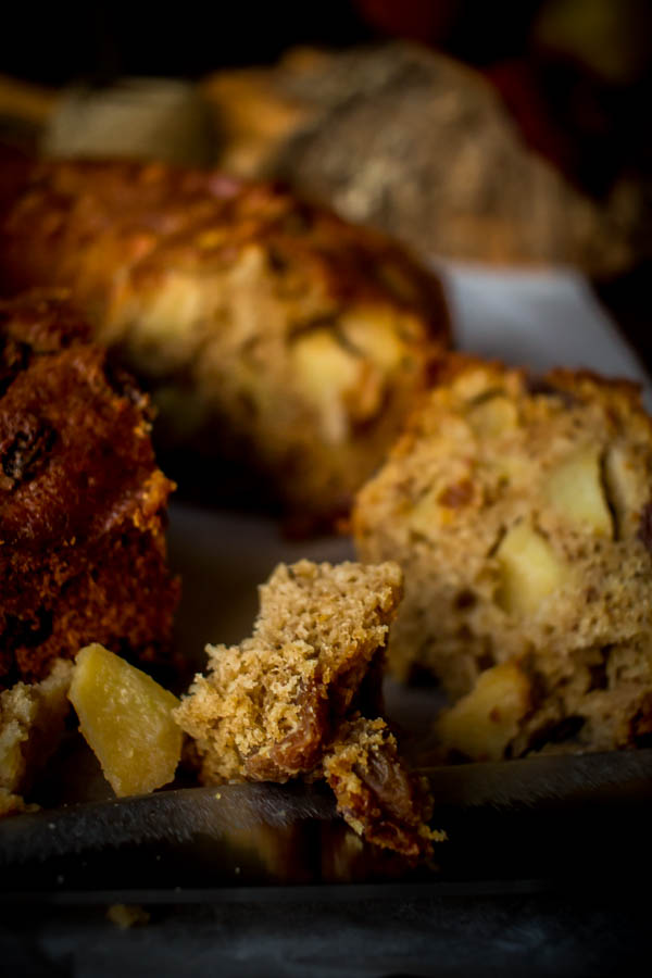 apple raisin cake 5