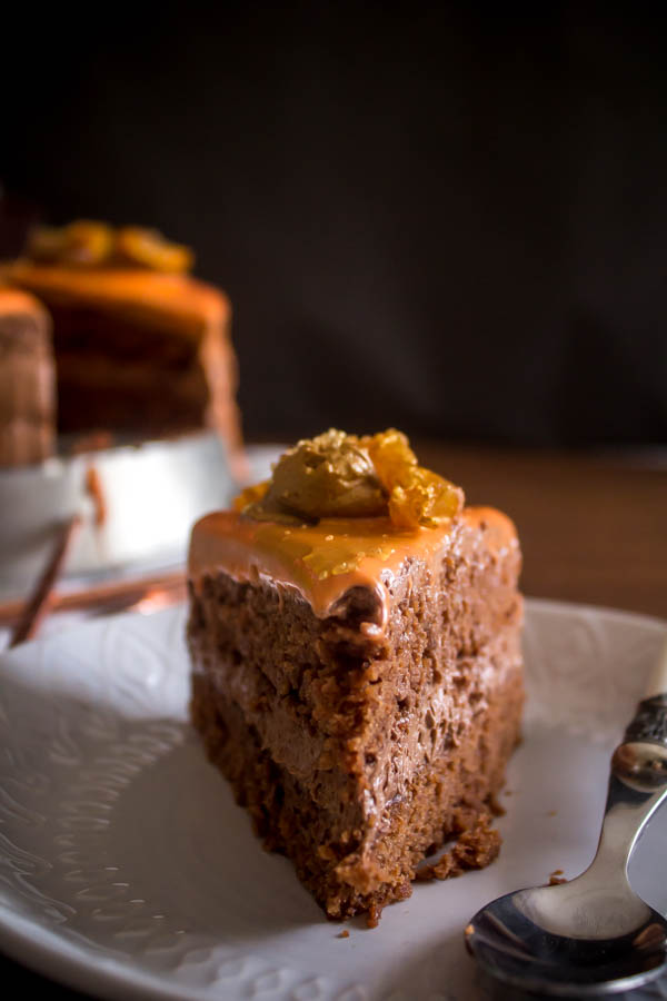 orange chocolate cake 6