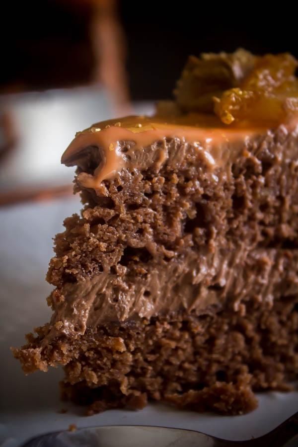 orange chocolate cake 7