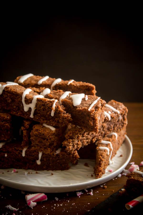 mint chocolate brownies 5