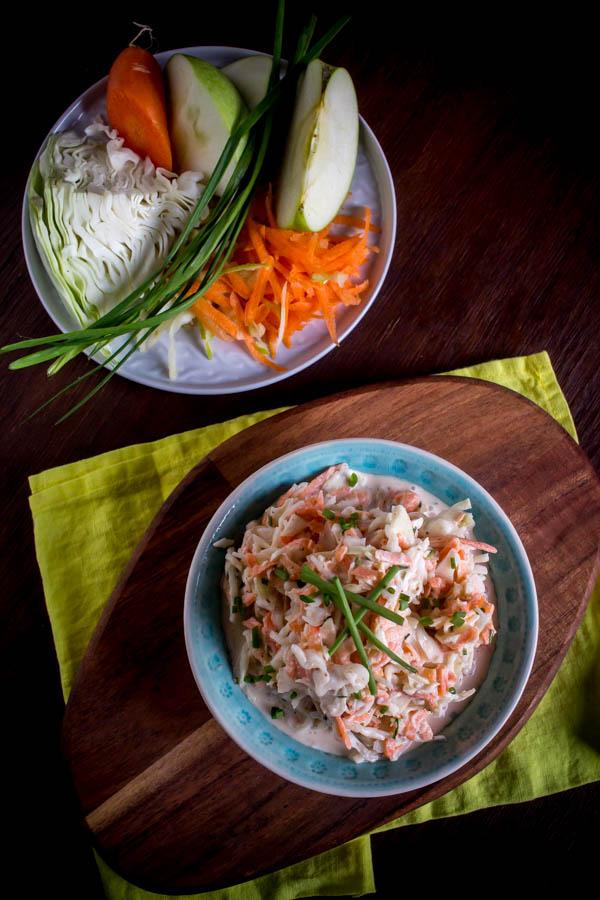 lighter coleslaw 1
