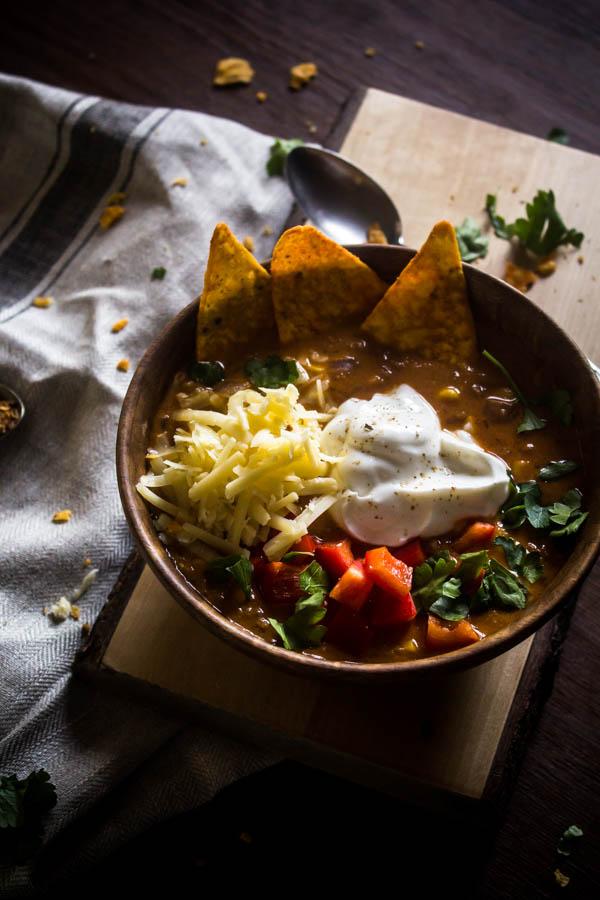 taco soup 3