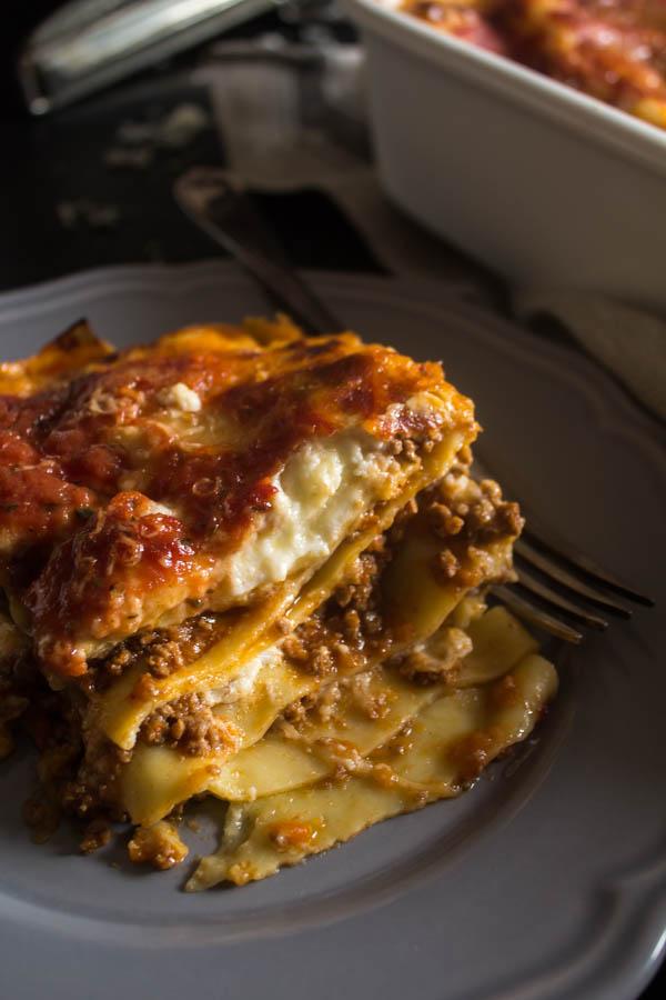 lasagna al forno 5