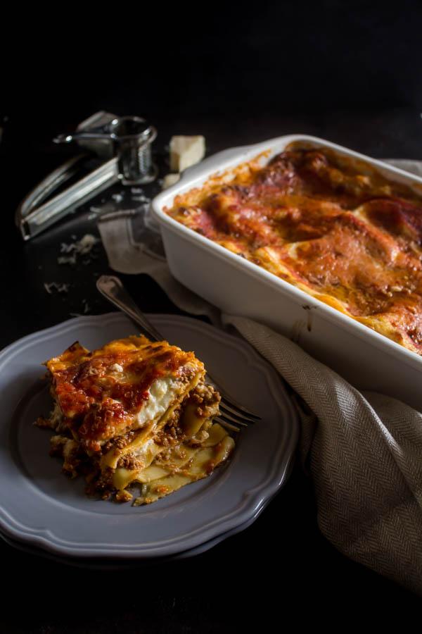 lasagna al forno 6