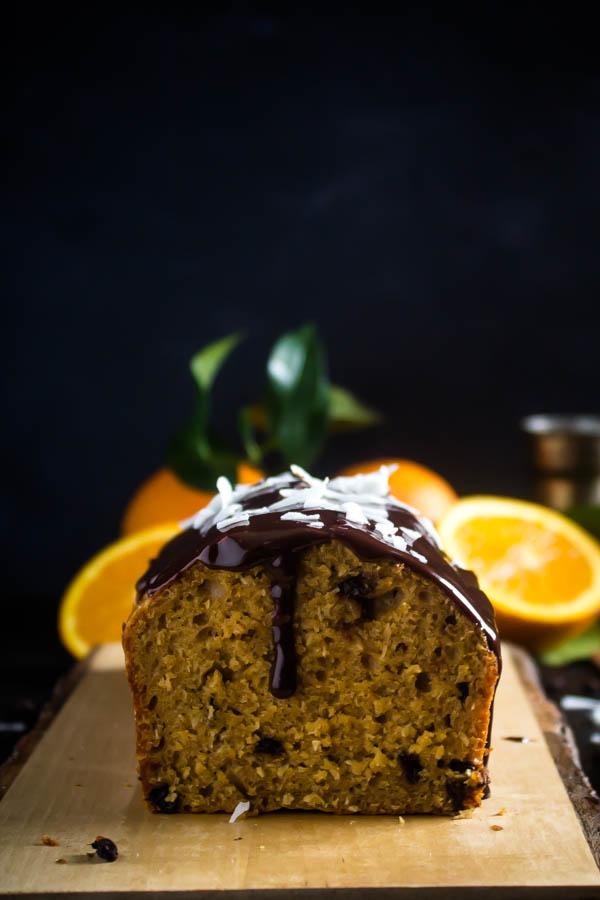 orange coconut chocolate cake 1