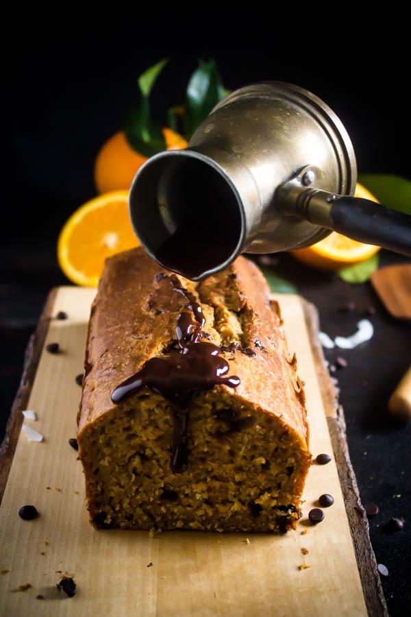 orange coconut chocolate cake 4