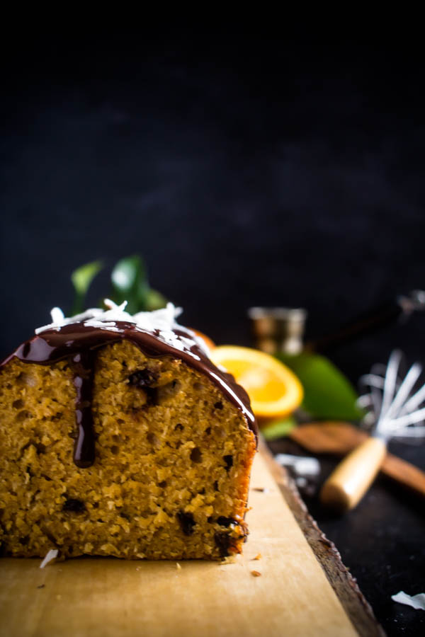 orange coconut chocolate cake 5