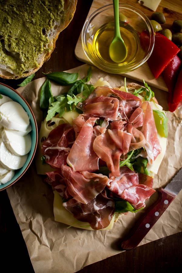 italian sandwich for a crowd 10