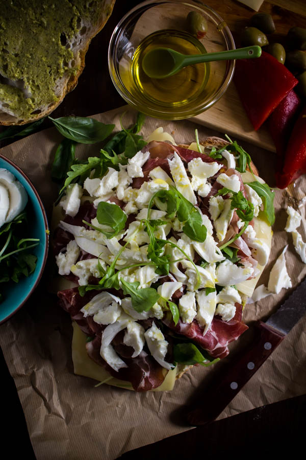 italian sandwich for a crowd 11