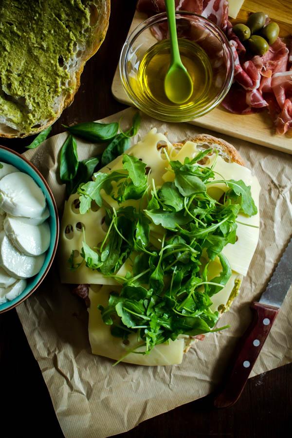 italian sandwich for a crowd 9