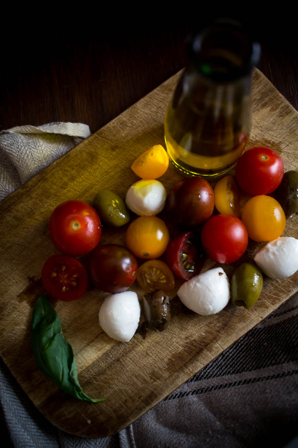 mediterranean pesto pasta salad 5