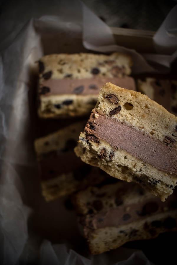 chocolate ice cream sandwich 4