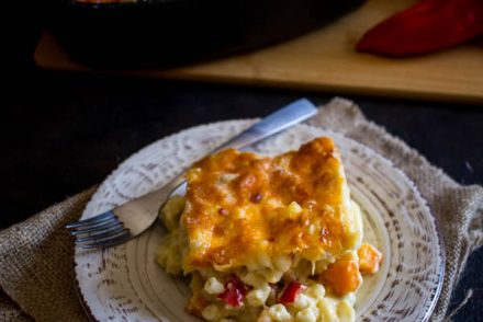 veggie mac and cheese 1