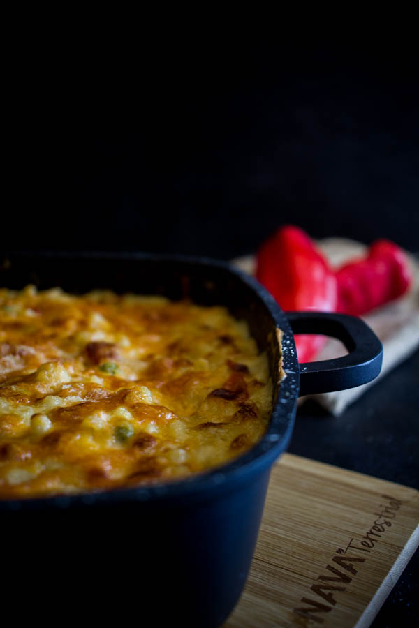veggie mac and cheese 4