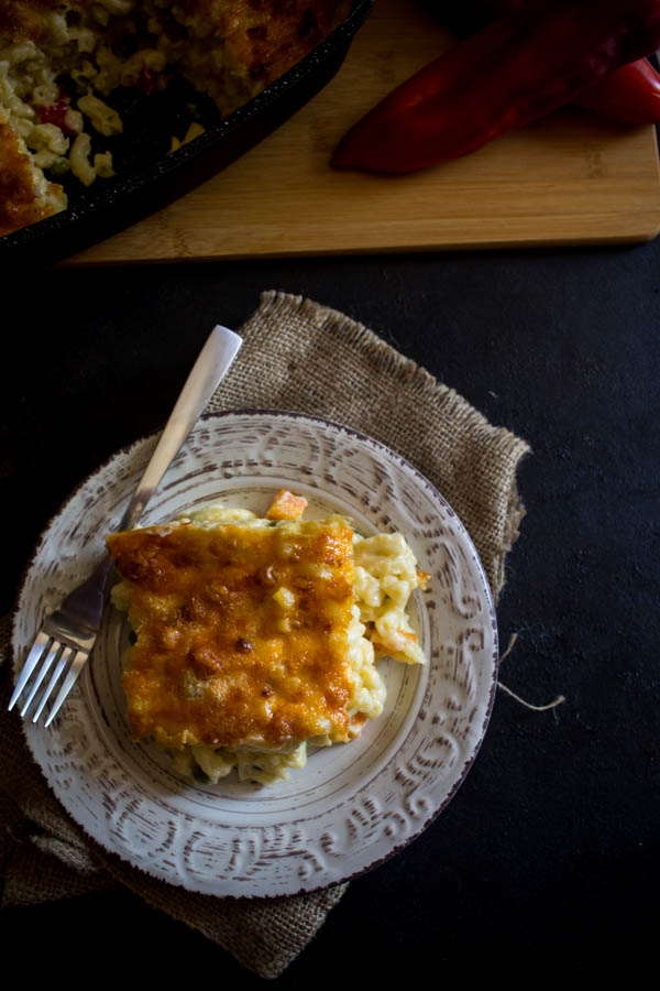 veggie mac and cheese 5