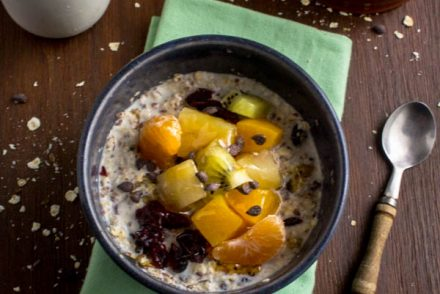 breakfast oats 1