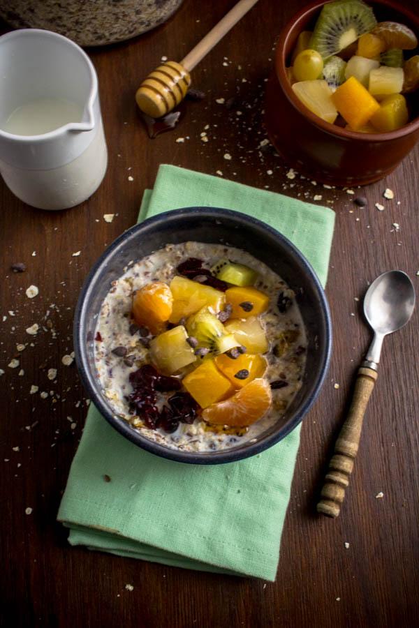 breakfast oats 1