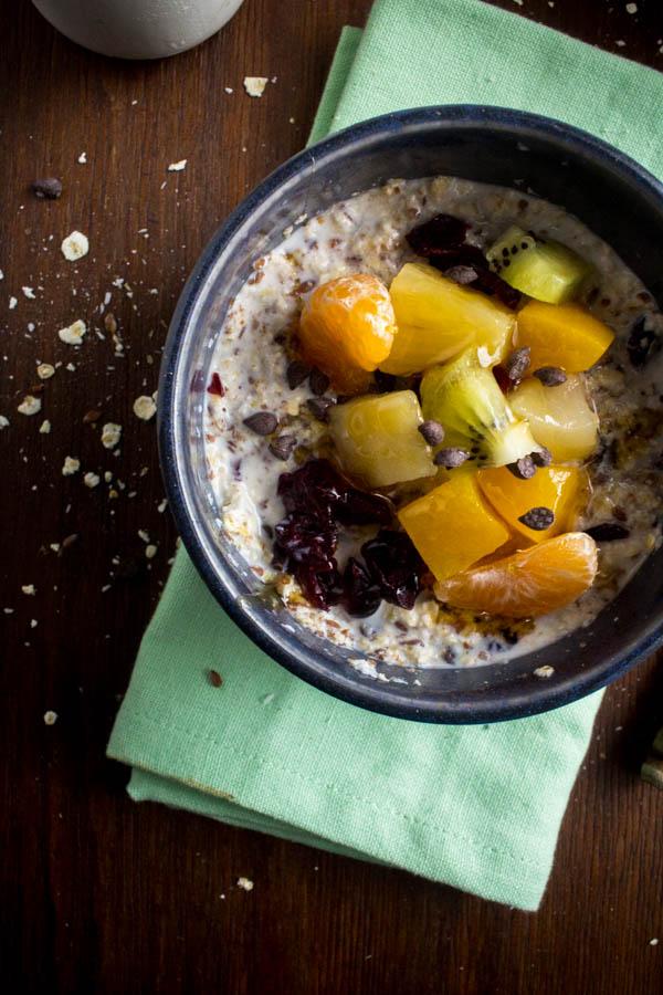 breakfast oats 2