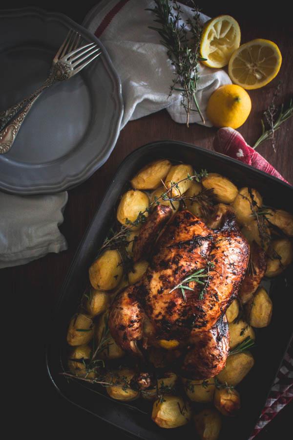 herbed roast chicken 3 (1 of 1)
