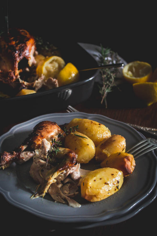 herbed roast chicken 4 (1 of 1)