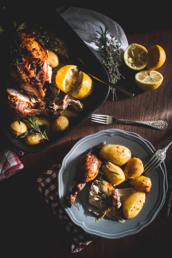 herbed roast chicken 5 (1 of 1)