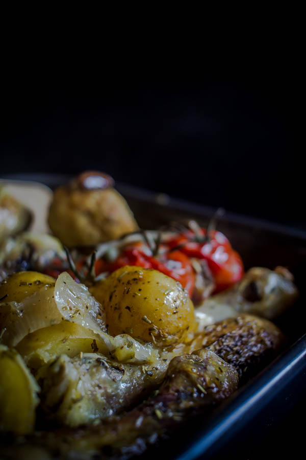 mediterranean herbs chicken potato bake 2 (1 of 1)