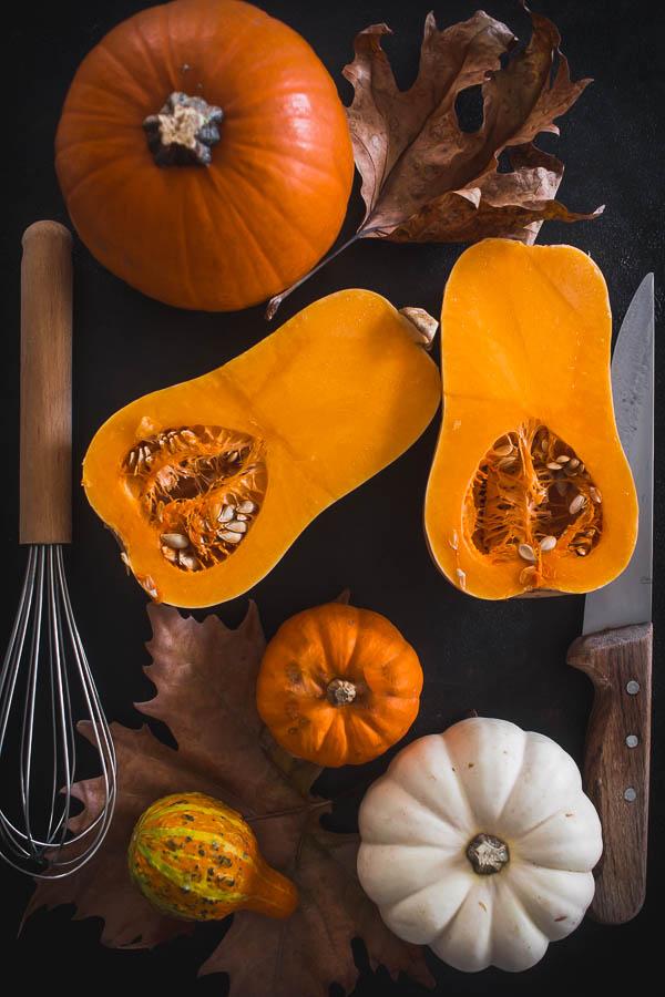 pumpkin brownies 8