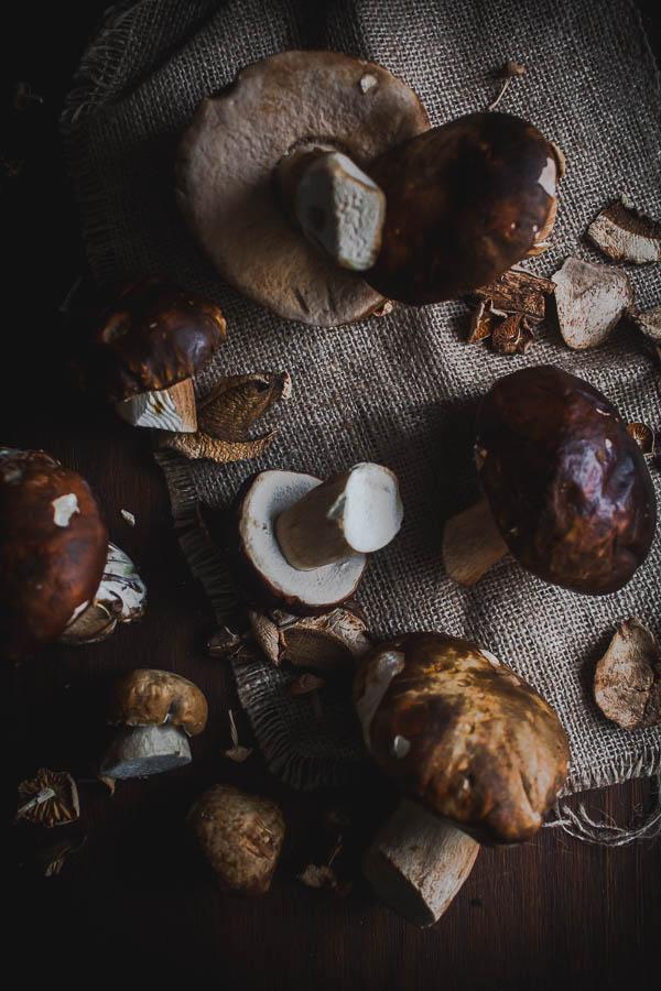 wild mushroom pasta 1