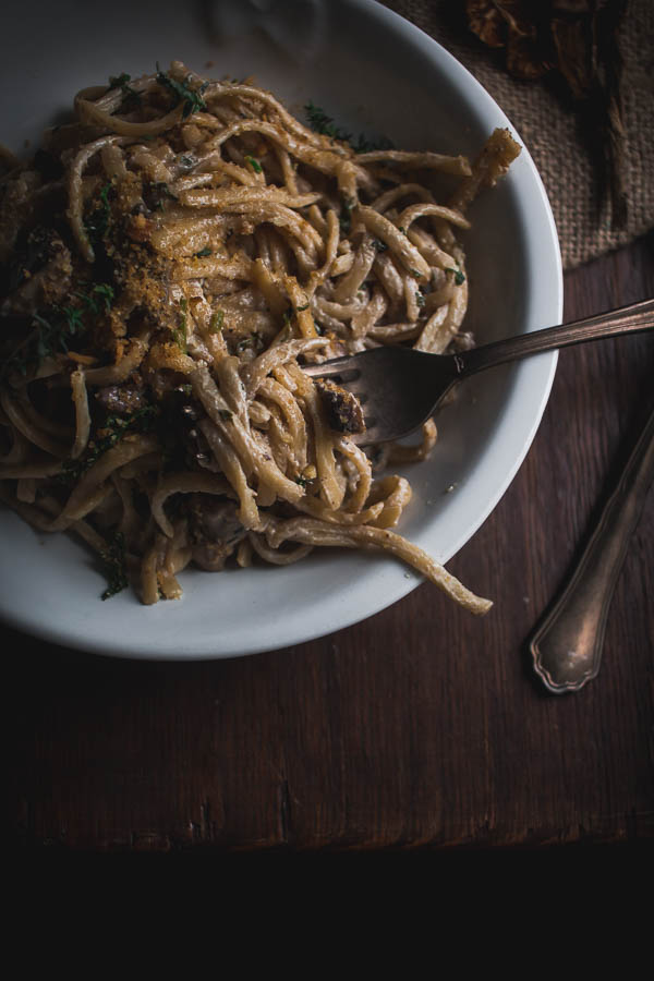 wild mushroom pasta 10