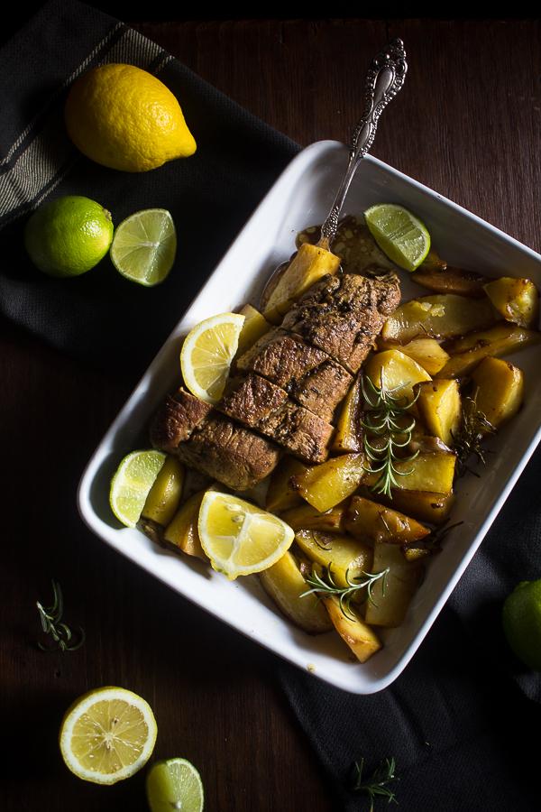 citrus pork tenderloin 1