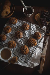 pb choc chip cookies