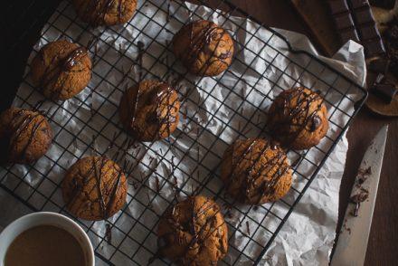 pb choc chip cookies