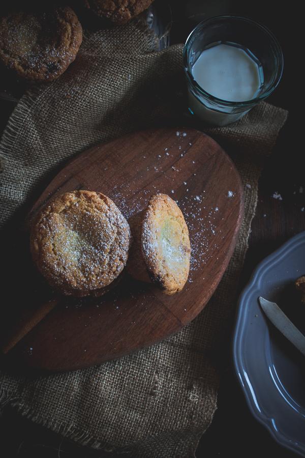 nutella stuffed muffins_-2