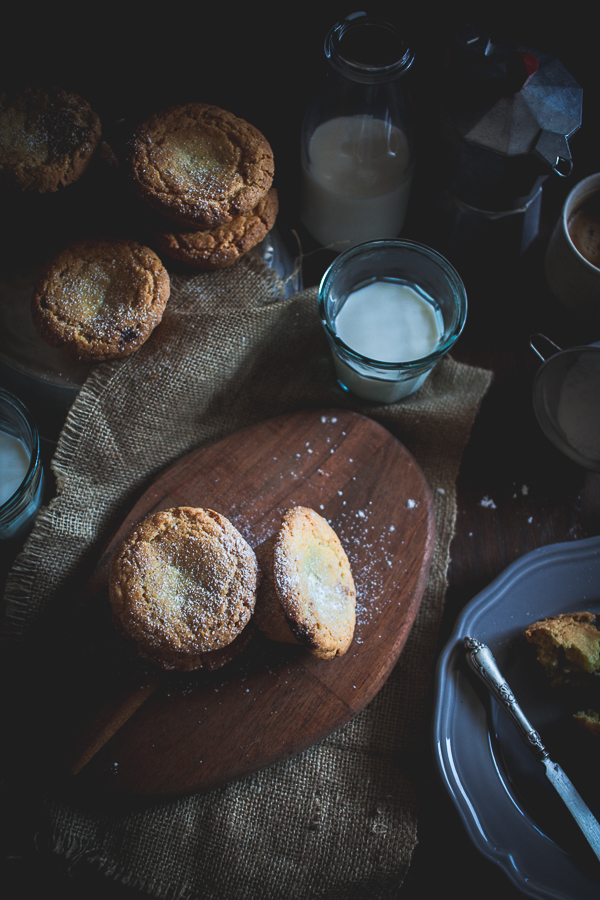 nutella stuffed muffins_-7